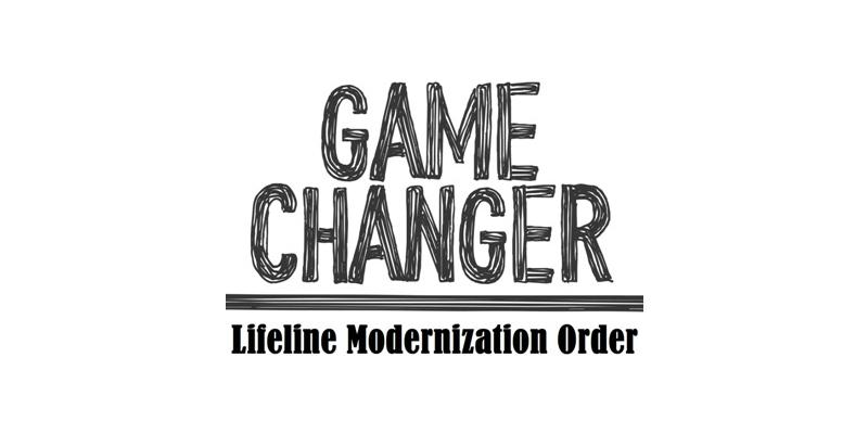 Lifeline Modernization Order